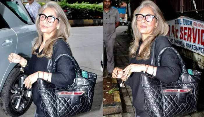 On Dimple Kapadia's 63rd birthday, let's take a look at pics of the coolest mom in town!