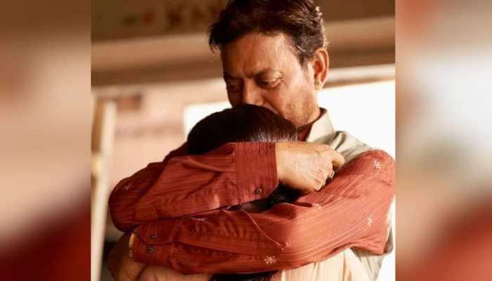 Teri laadki main: Radhika Madan's heart-touching tribute to Irrfan Khan