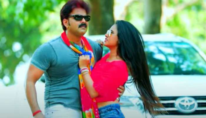 Pawan Singh's swag in rocking Bhojpuri song 'Top La Jawaniya Odhaniya Se' is unmissable!