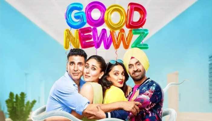 Bollywood News: Akshay Kumar-Kareena Kapoor Khan's 'Good Newwz' all set to re-release in Dubai on this date