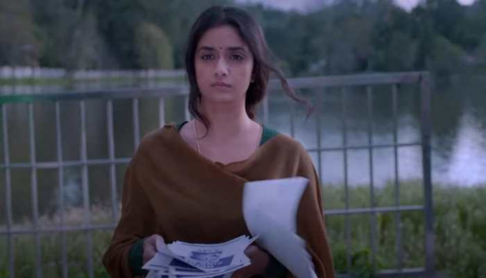 South actress Keerthy Suresh's Amazon Prime movie 'Penguin' teaser is edgy and intriguing - Watch