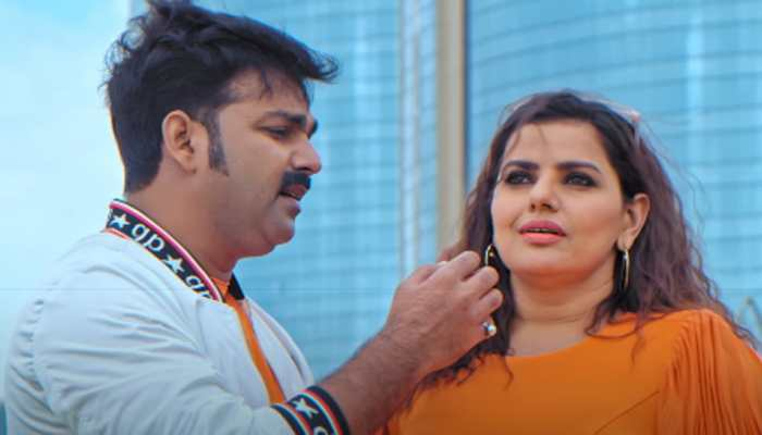 Pawan Singh's latest international heartbreak song of 2020 trends high on YouTube - Watch