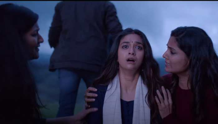 Penguin trailer: Keerthy Suresh's impressive act in this Amazon Prime thriller will leave you intrigued - Watch
