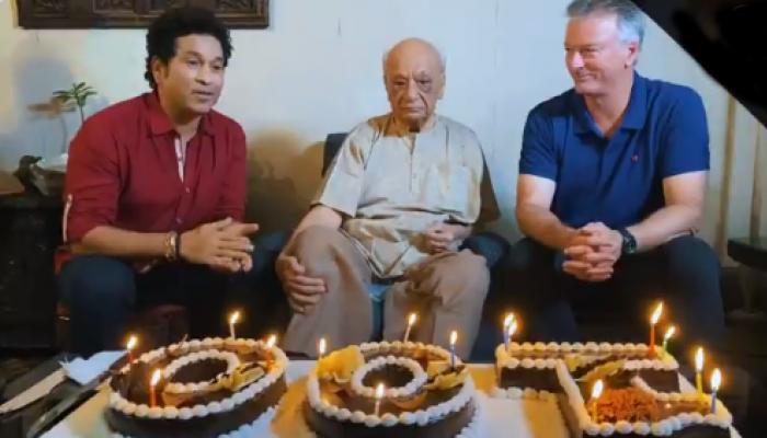 India's oldest first-class cricketer Vasant Raiji dies aged 100