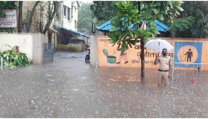 Monsoon arrives in most parts of Maharashtra including Mumbai