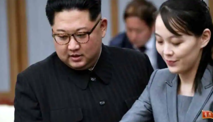 North Korea leader Kim Jong Un's sister threatens to take 'military action' South Korea
