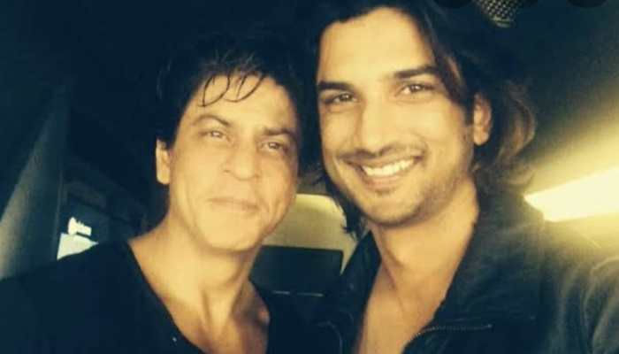 He loved me so much, I will miss him so much: Shah Rukh Khan on Sushant Singh Rajput's death
