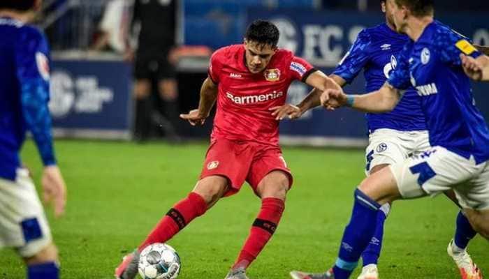 Bundesliga: Bayer Leverkusen hold on to fourth spot despite draw at Schalke