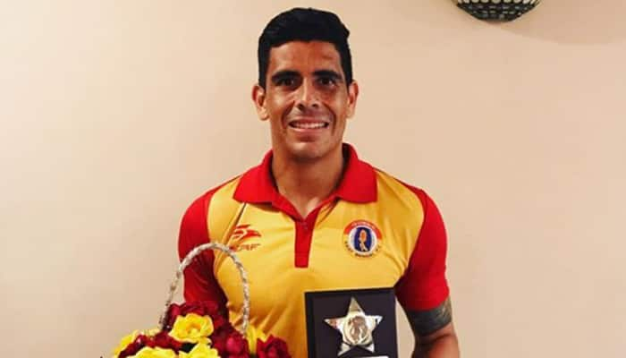 Johnny Acosta lashes out at East Bengal FC for ill treatment