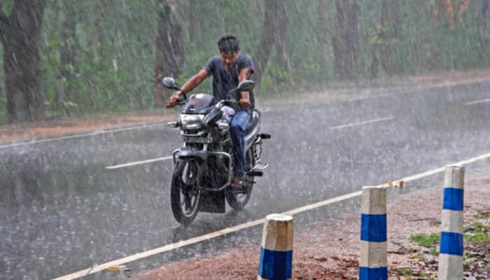 Monsoon reaches some more parts of West MP, East MP, East Uttar Pradesh