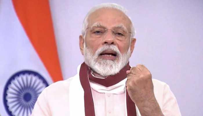 PM Narendra Modi to address nation on International Yoga Day