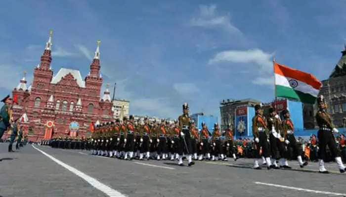 India to send Tri-Service contingent to participate in 75th Victory Day Parade of World War II in Russia's Moscow