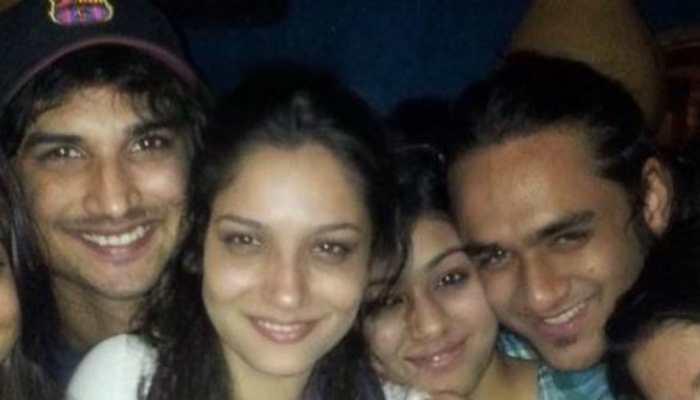 Ankita Lokhande wouldn't leave him till he smiled: Vikas Gupta as he remembers Sushant Singh Rajput