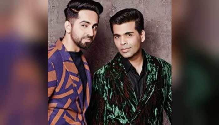 Karan Johar trolled again, this time for viral tweet claiming Ayushmann Khurrana was rejected by him: We only work with stars
