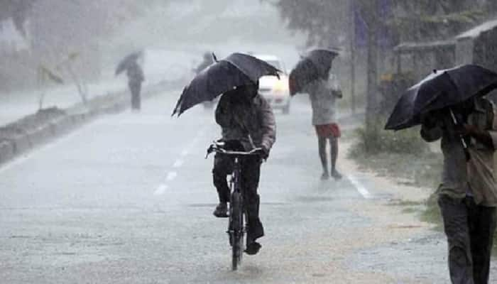 IMD predicts heavy to very heavy rainfall over India's east, northeast part during next 5 days