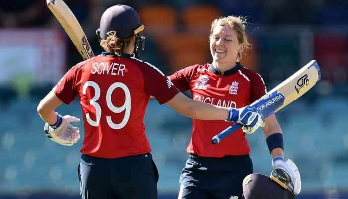 24 England women cricketers set to return to training