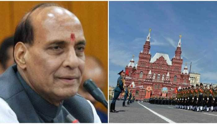 Rajnath Singh to attend 75th Victory Day Parade of World War II in Moscow
