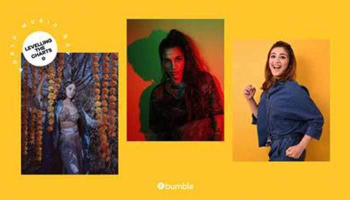On World Music Day, Bumble gets Dhvani Bhanushali, Anushka Manchanda, and Raja Kumari to turn mentors
