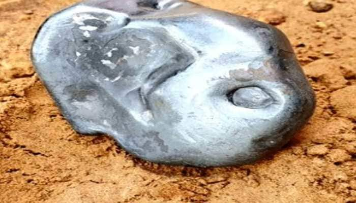 Meteorite-like object 'worth crores of rupees' falls from sky in Rajasthan's Sanchore