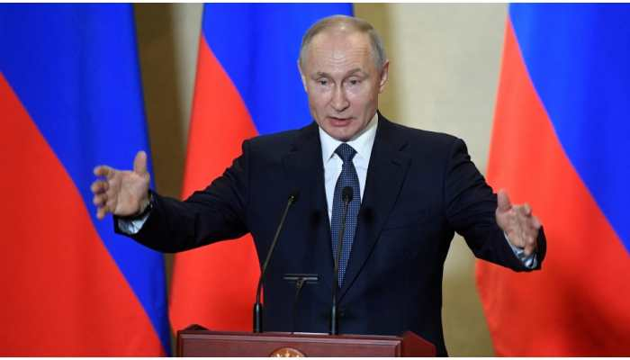 May seek another term if constitutional changes passed: Russian President Vladmir Putin