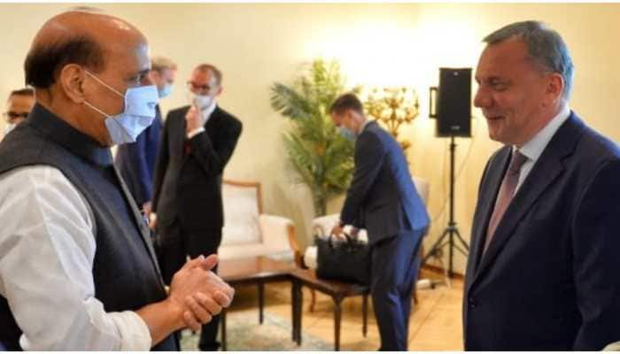 Rajnath Singh calls his Moscow visit special, says India-Russia enjoy privileged strategic partnership