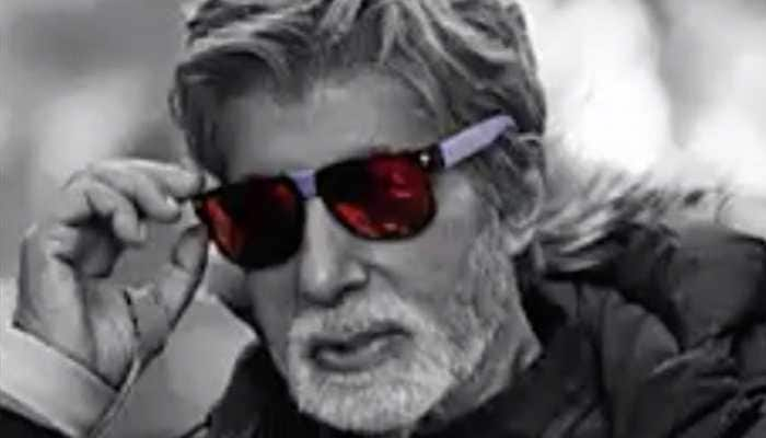 Bollywood News: Amitabh Bachchan finds a Hindi word for mask, can you pronounce it? Try once!