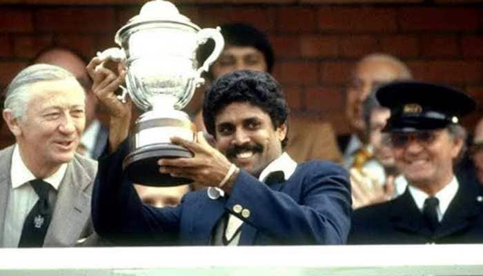 Kapil Dev among top five highest run-scorers of 1983 World Cup