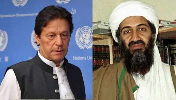 Pakistan PM Imran Khan rakes controversy, calls terrorist Osama bin Laden 'martyr'