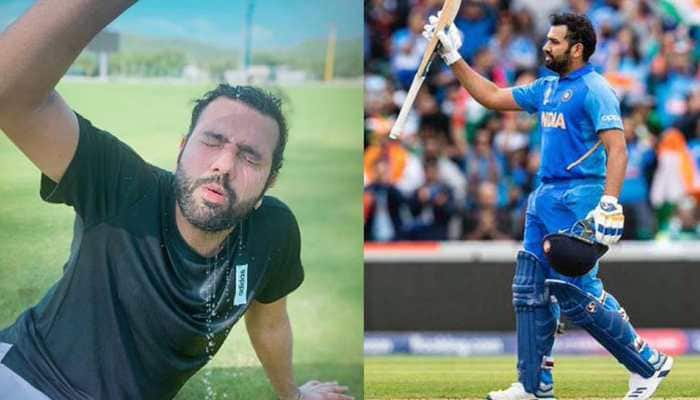 Felt like myself after long time, says Rohit Sharma after resuming outdoor training