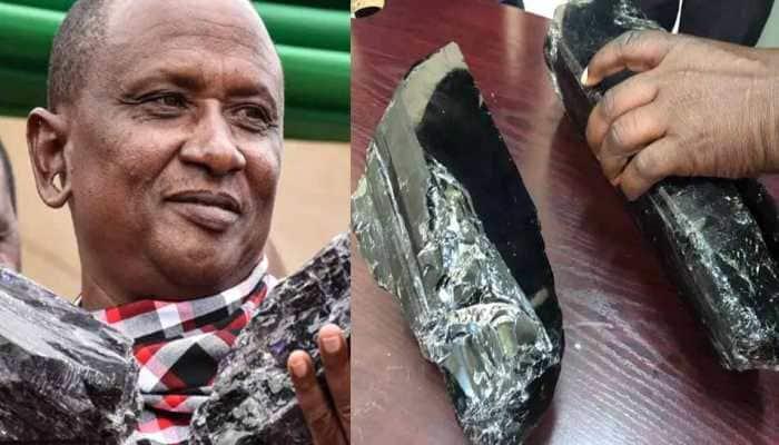 Tanzanian miner turns millionaire overnight after selling rare gemstones for $3.35 million