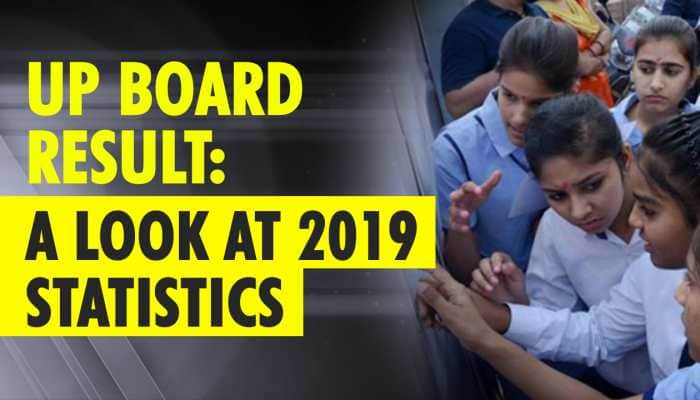 UP Board Result: A look at 2019 statistics, toppers and more