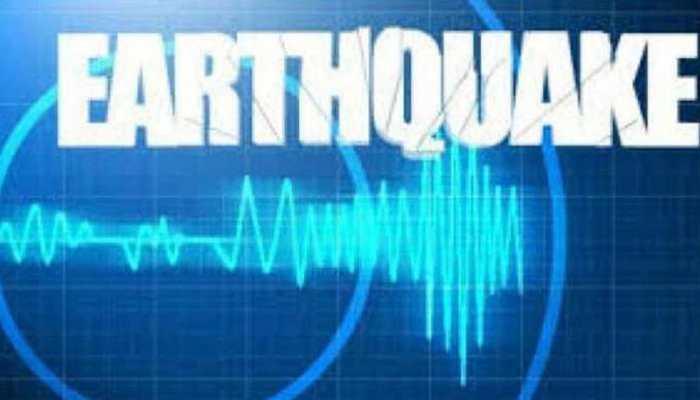 Earthquake of magnitude 2.4 hits Haryana's Rohtak