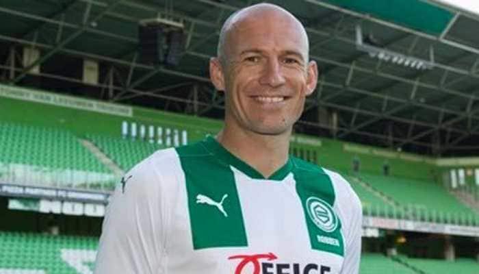 Dutch footballer Arjen Robben comes out of retirement aged 38