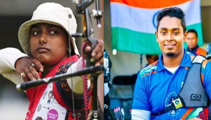 Indian archers Deepika Kumari, Atanu Das to tie knot on June 30, pre-wedding rituals begin