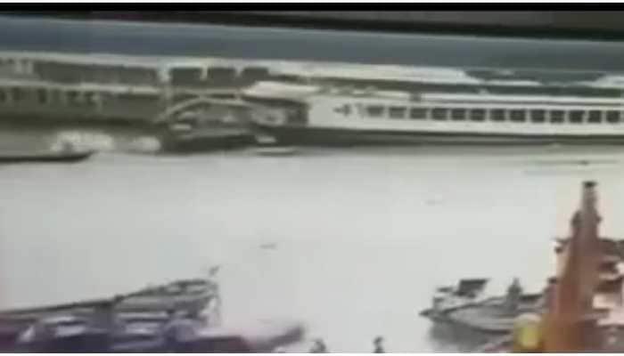At least 32 dead as boat capsizes in Buriganga river in Bangladesh's Dhaka