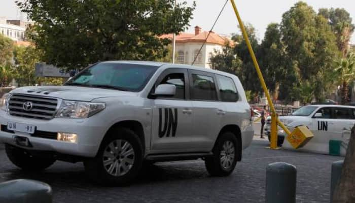 UN staffer filmed in Israel having sex in official vehicle; internal probe launched