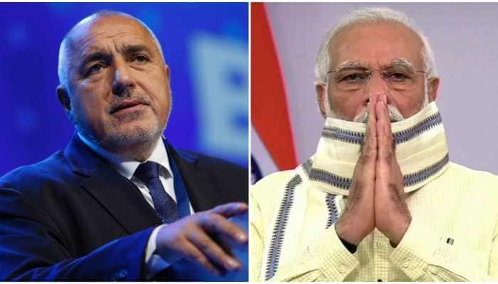 PM Narendra Modi speech: Bulgarian PM Boyko Borisov fined Rs 13,000 for not wearing mask