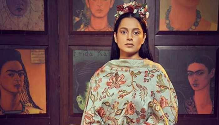 Kangana Ranaut posts unseen look test pic from 'Judgementall Hai Kya'!