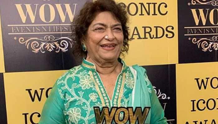 A look at veteran choreographer Saroj Khan's list of awards and honours