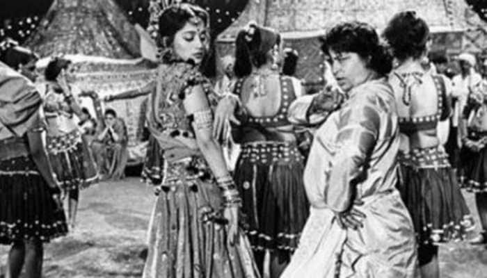 These pics of Saroj Khan with Sridevi, Madhuri Dixit, Aishwarya Rai Bachchan and other stars are timeless
