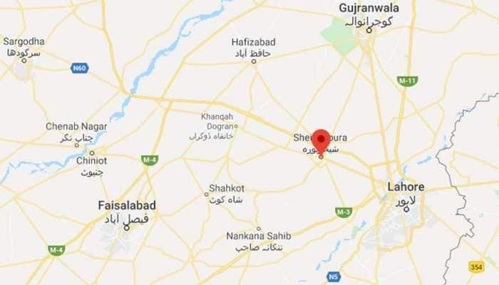 At least 19 people killed, 8 injured after train hits passenger van in Pakistan's Punjab