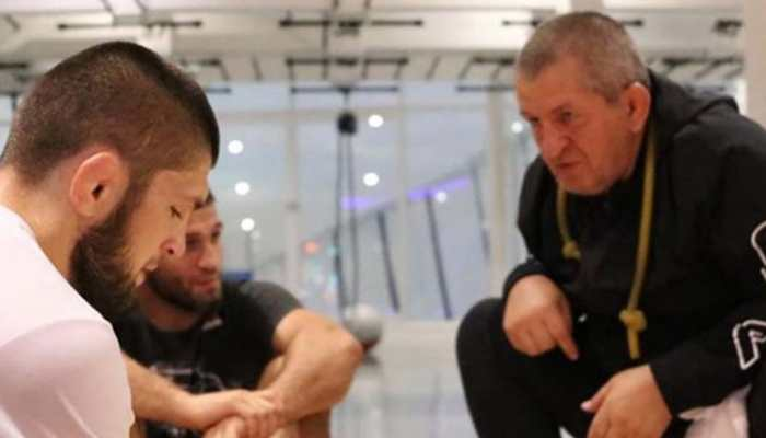 Abdulmanap Nurmagomedov, UFC champion Khabib Nurmagomedov's father and trainer, dies due to COVID-19 complications