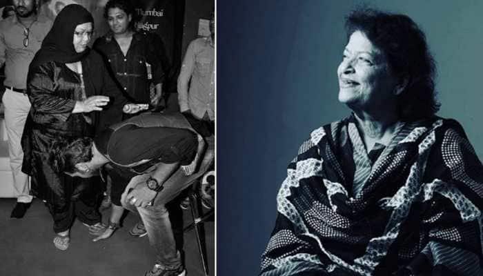 Terence Lewis: Saroj Khan set the gold standard for choreographers