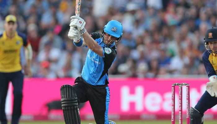 New Zealand's Hamish Rutherford returns to Worcestershire for Vitality Blast