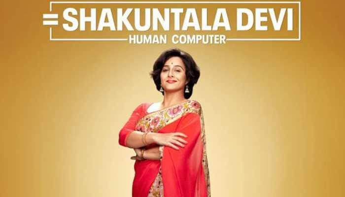 Vidya Balan's 'Shakuntala Devi' biopic to stream on Amazon Prime Video - Check release date