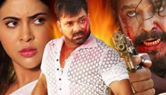 Bhojpuri star Pawan Singh's 'Ghatak' trailer rules YouTube, fans are elated