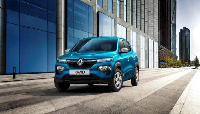 Renault KWID RXL variant launched in India at 4.16 lakh