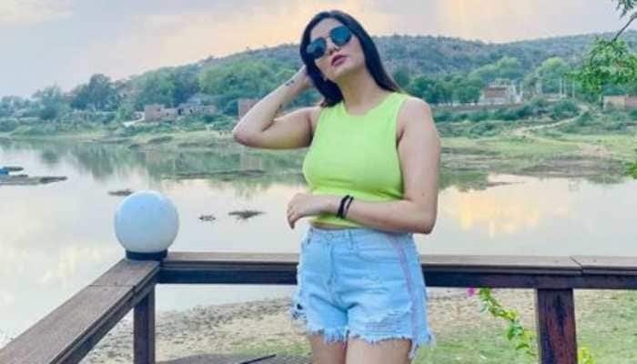 Sapna Choudhary spills magic with her stylish look in latest pic - Check out!