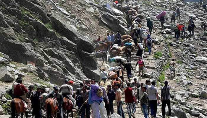 Amarnath Yatra likely to begin from July 21, 10000 devotees to be allowed to travel: Sources