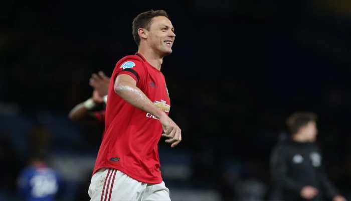Midfielder Nemanja Matic signs new Manchester United contract till 2023